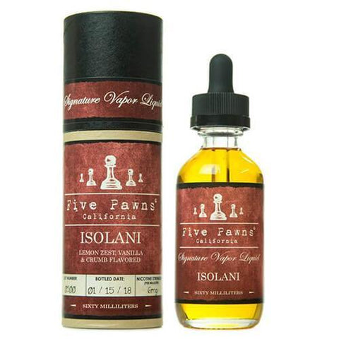 Red Label by Five Pawns - Isolani