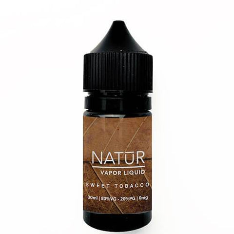 NATUR Vapor Liquid - Sweet Tobacco