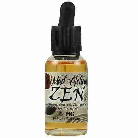 The Mad Alchemist Premium E-Liquid - Zen