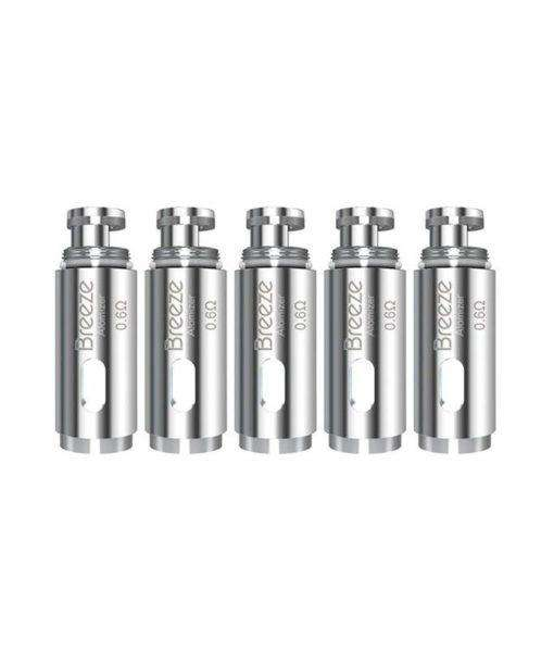 Aspire Breeze 0.6 5-Pack Coils