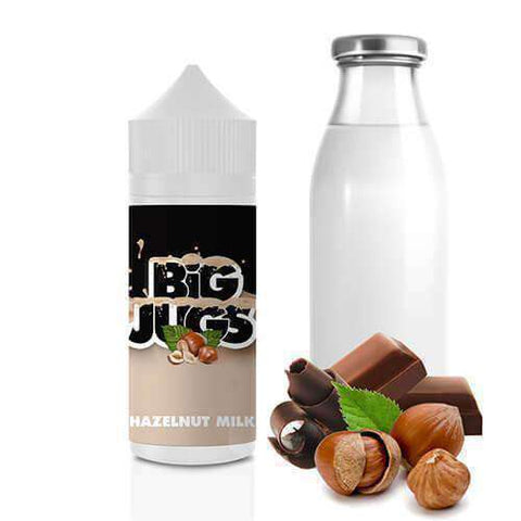 Big Jugs E-Juice - Hazelnut Milk