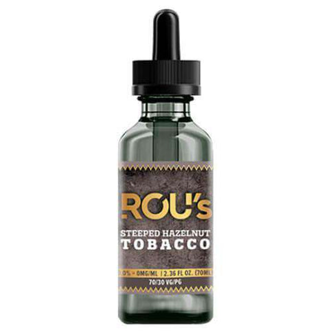 VR4 Steeped Tobacco Line - Rou's