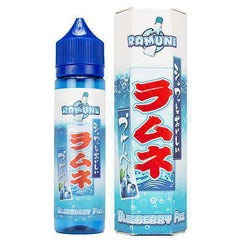 Ramune - Blueberry Fizz eJuice