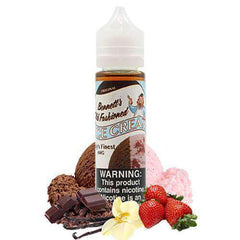 Bennett's Old Fashioned Ice Cream eJuice - Italy's Finest