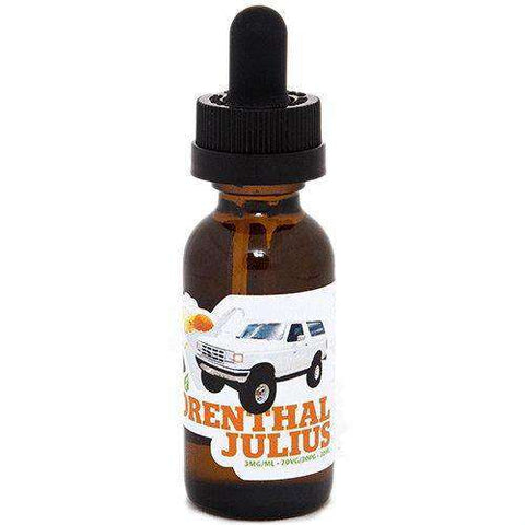 Craft Singles E-Liquid - Orenthal Julius