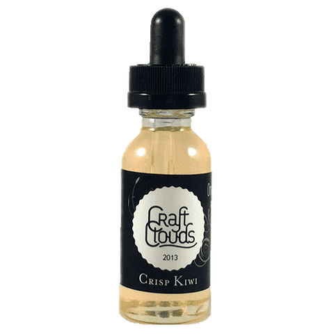 Craft Clouds E-Liquid - Crisp Kiwi