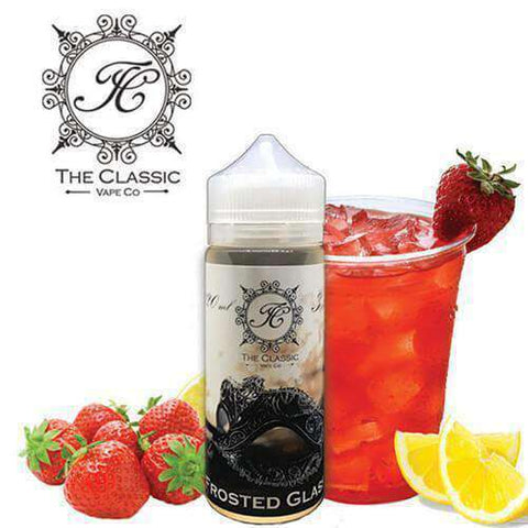 Budget eLiquid - Frosted Glass