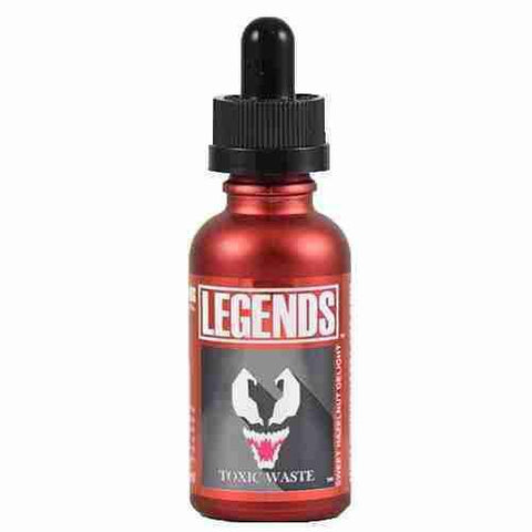 Legends Hollywood Vape Labs - Toxic Waste