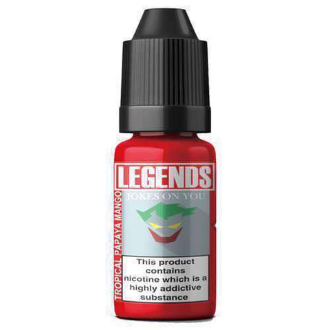 Legends Hollywood Vape Labs - Jokes On You