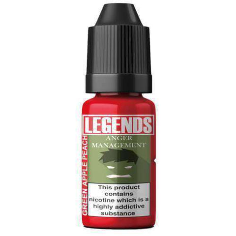 Legends Hollywood Vape Labs - Anger Management