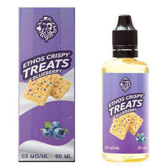 Ethos Crispy Treat - Blueberry Crispy Treats