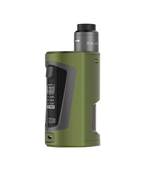 Geekvape GBOX Squonker Kit-Army Green