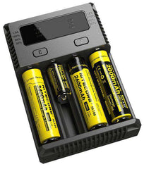 Nitecore Intellicharger i4 V2 Chargers