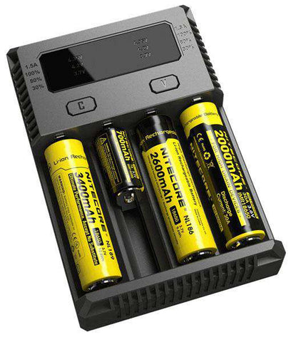 Nitecore Intellicharger i4 V2 Charger