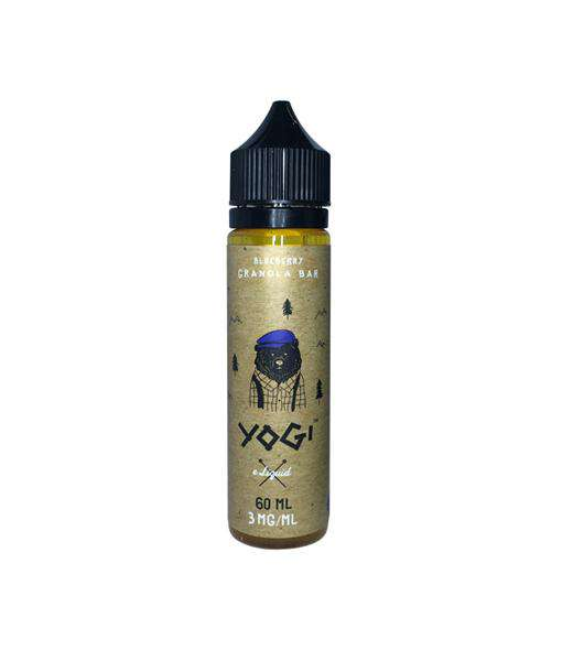 Yogi Blueberry Granola Bar 60ml 3mg
