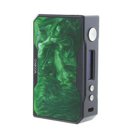Voopoo DRAG 157W TC Box Mod - Resin Edition (Black Frame)