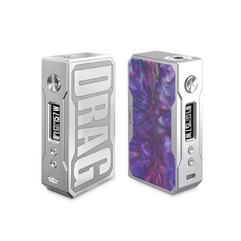 Voopoo DRAG 157W TC Box Mod - Resin Edition