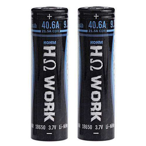 Hohm Tech Hohm Work 18650 2531mAh Cell