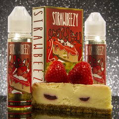 Wake - Strawbeezy (120ml)-CA.TU