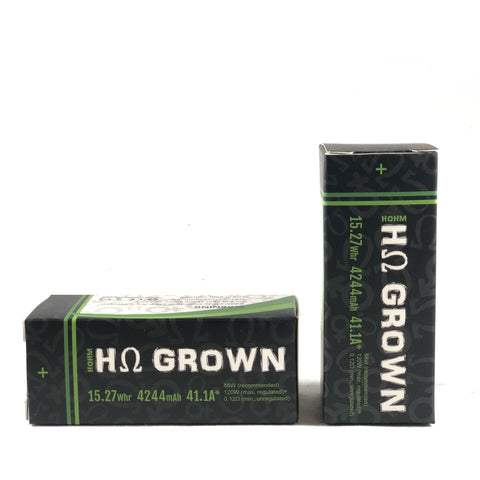 Hohm Tech Hohm Grown V2 26650 Cell