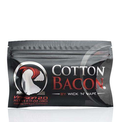 Wick N Vape Cotton Bacon v2 (1 bag)