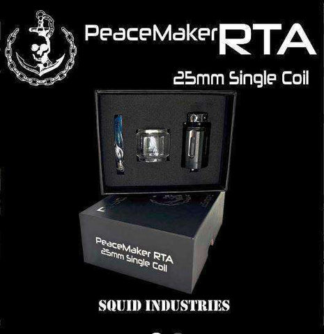 Peacemaker RTA 25mm by Squid Industries