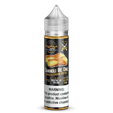 Cassadaga Cannoli Be One (60ml)-CA.TU