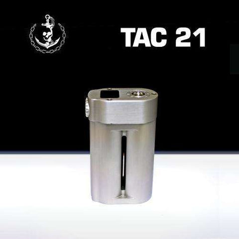 TAC 21 200W Box Mod by Squid Industries