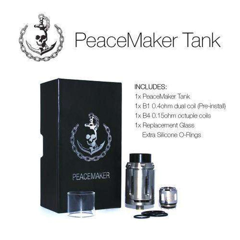 PeaceMaker Tank by Squid Industries
