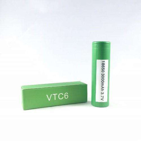 Sony VTC6 3000mAh 30A (Pack of 2)