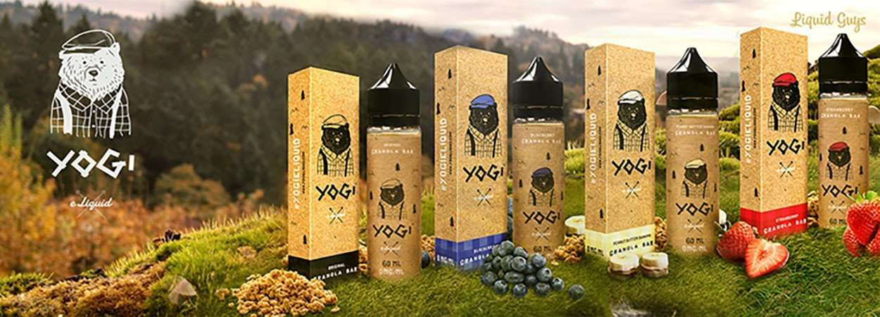 Yogi ELiquid Salts