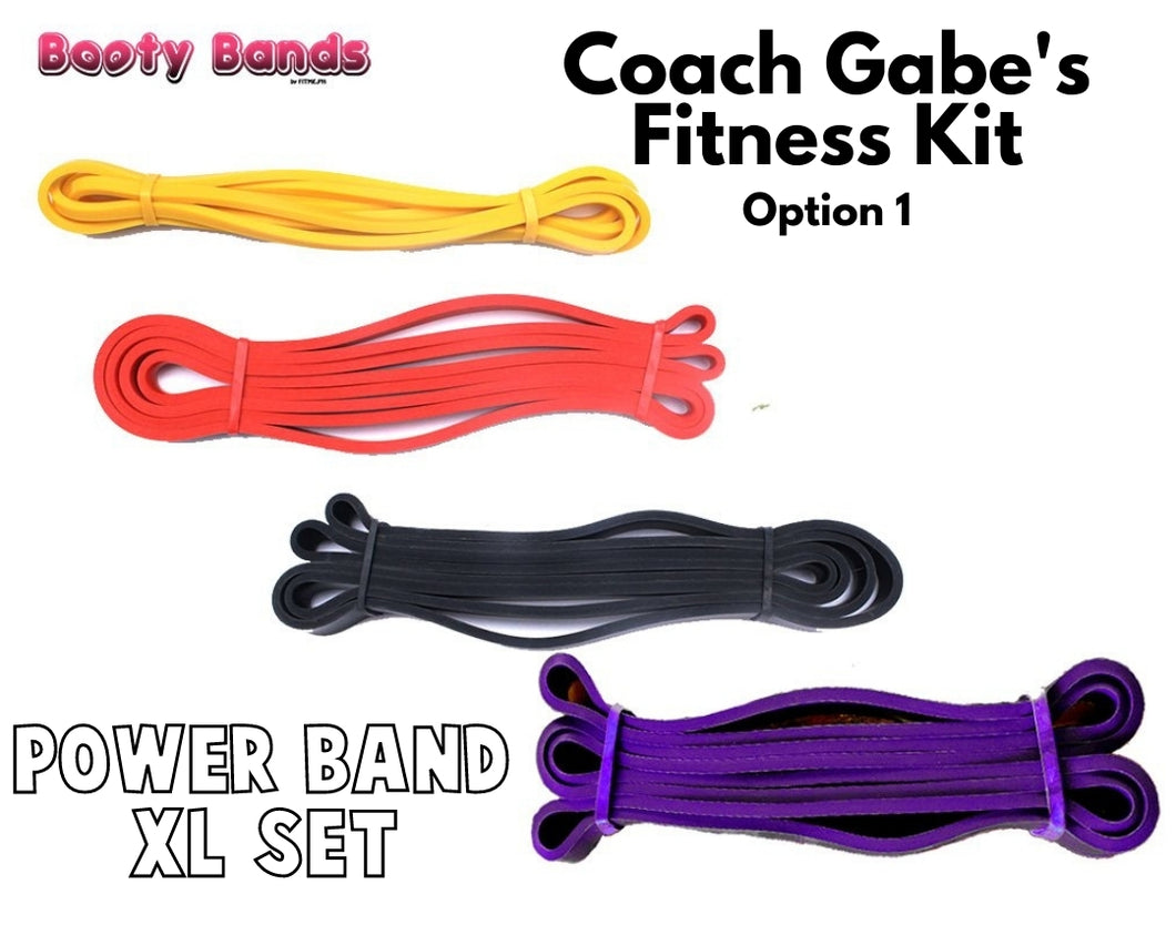Coach Gabe's Fitness Kit