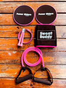 Upper Body Workout Bundle - Booty Bands PH