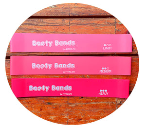 Booty Bands (Pink)