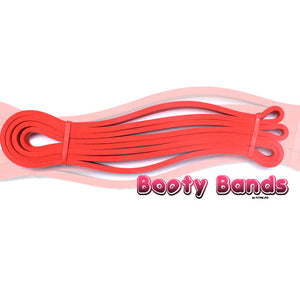 Power Bands XL - Red - Light - 30-50 lbs. - Booty Bands PH