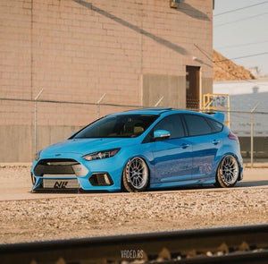 2016 Ford Focus RS Intercooler Upgrade