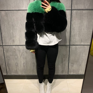 THERESE FUR COAT