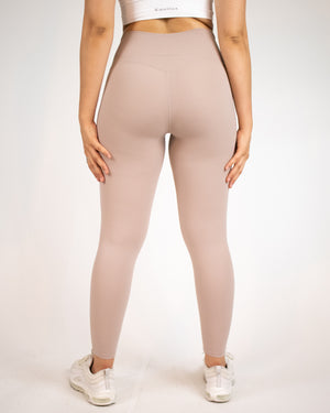 No Seam Leggings (High-Rise)- Himalaya - Equinox Movement