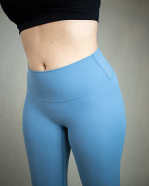 No Seam Leggings (High-Rise)- Bolt - Equinox Movement