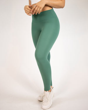 No Seam Leggings (High-Rise)- Gem - Equinox Movement