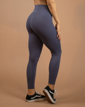 No Seam Leggings (High-Rise)- Nightfall - Equinox Movement