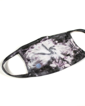 Tie-Dye Face Mask- Pearl - Equinox Movement