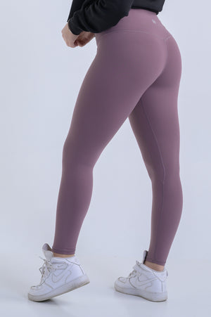 Nova Reflect Leggings (High-Rise)- Opal - Equinox Movement