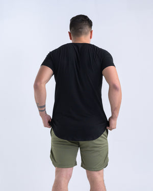 Men's Tactical Shorts- Army Green - Equinox Movement