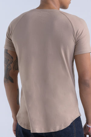 The Essential Scoop Bottom- Camel Tan - Equinox Movement