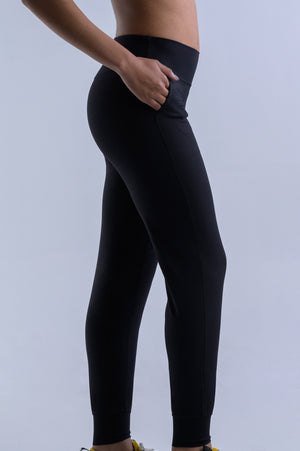 Atlas Flex Joggers- Black - Equinox Movement