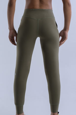 Atlas Flex Joggers- Light Olive - Equinox Movement