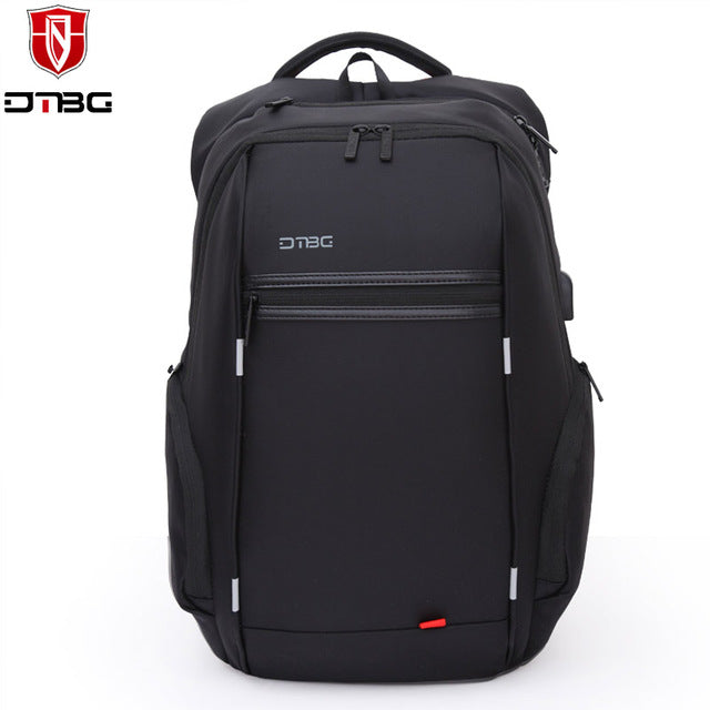 e6e9ed97a3 Waterproof Anti-theft Laptop Backpack With USB Charger Port – Chimp-Go