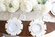 Mix and Match Custom Marble Coasters - Lace, Grace & Peonies