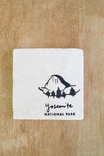Yosemite National Park Coaster Set - Lace, Grace & Peonies
